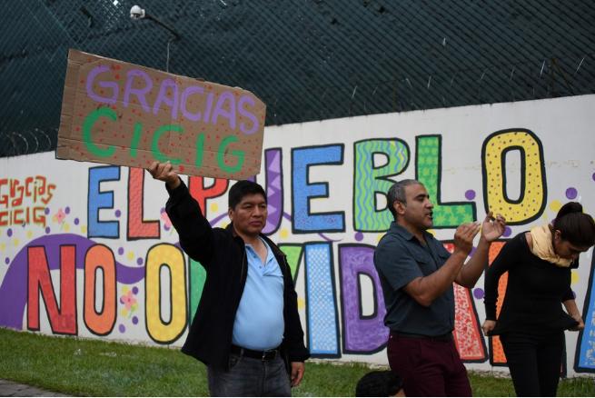 Guatemala: départ après 12 ans de la mission anti-corruption de l'ONU (Henri Morales Arana – Agence France-Presse)