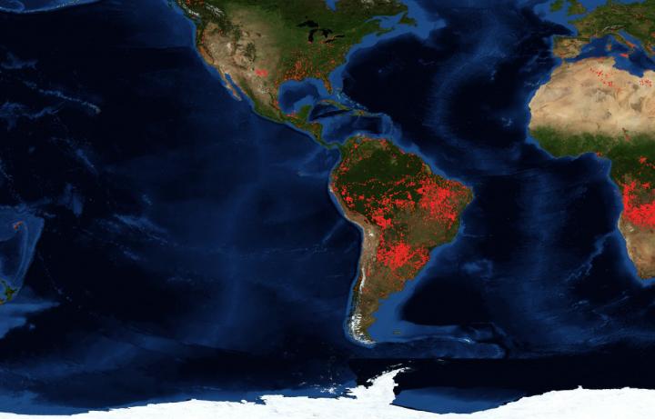 Au Brésil, l'Amazonie n'est pas la seule région qui part en fumée (Adriana Carvalho / Reporterre)