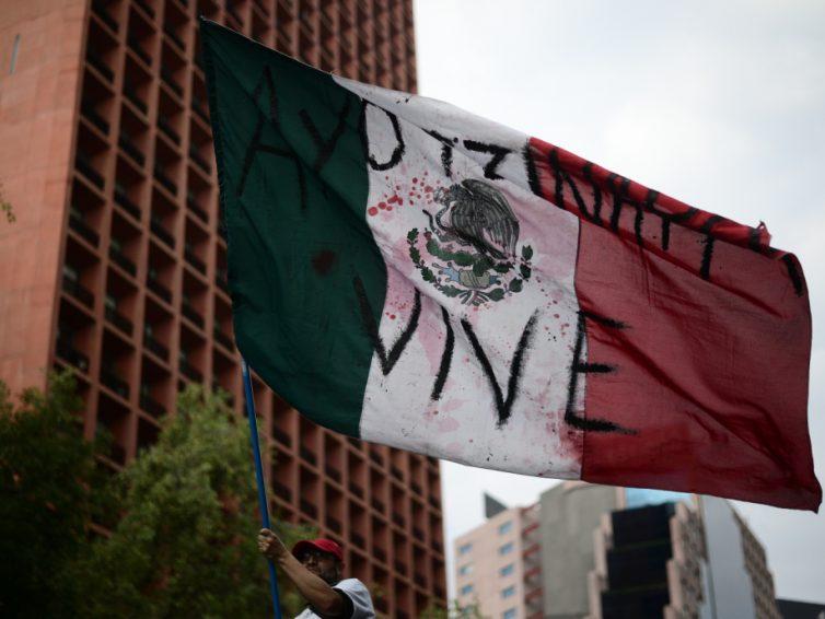 Ayotzinapa. Cinq ans de trop! (Traba , Patxi Beltzaiz/ De l'autre coté du charco)