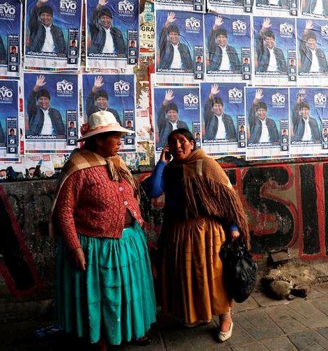 Bolivie : les féminicides dans l'ombre de la campagne (Nicolas Celnik/ Libération)