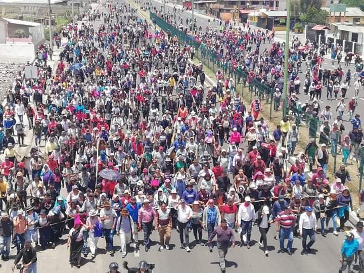 Pourquoi cinq pays d'Amérique latine se soulèvent au même moment (Carmen Rengel / Huffington Post)