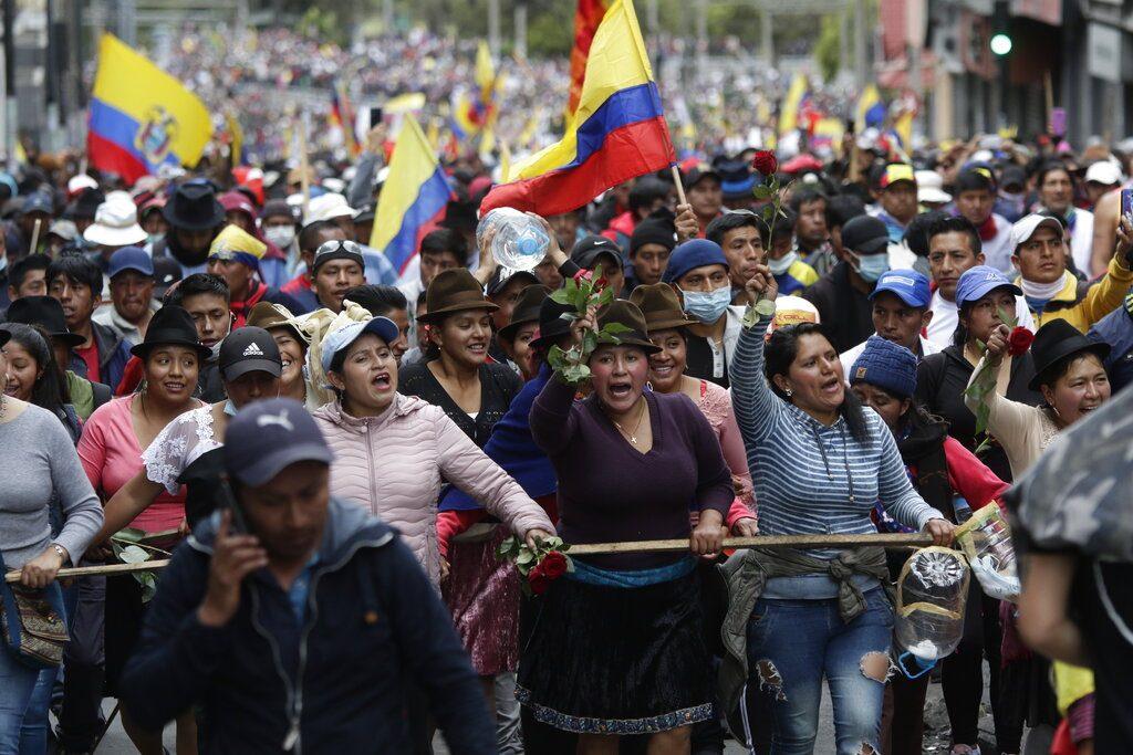 Crise en Équateur: revue de presse et analyses - FRANCE AMERIQUE LATINE