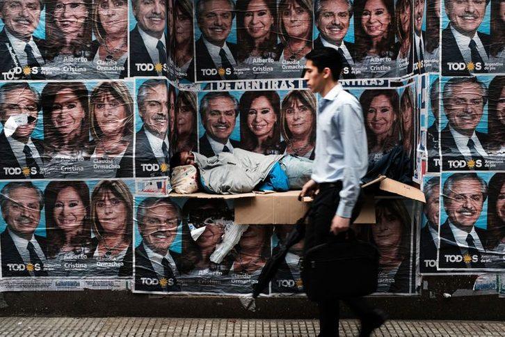 Élections en Argentine : le tournant ? (Christophe Ventura/ IRIS)