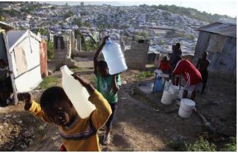 Haïti: l'écran humanitaire (Frédéric Thomas/ CETRI)