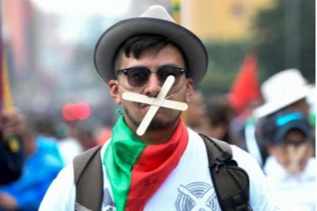 Colombie: manifestations et concerts de casseroles contre le président Duque (l'Obs avec AFP)