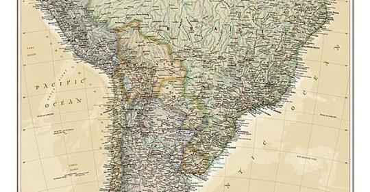 Amérique du Sud : sous-continent sous tension. Emission en quatre épisodes (France Culture)