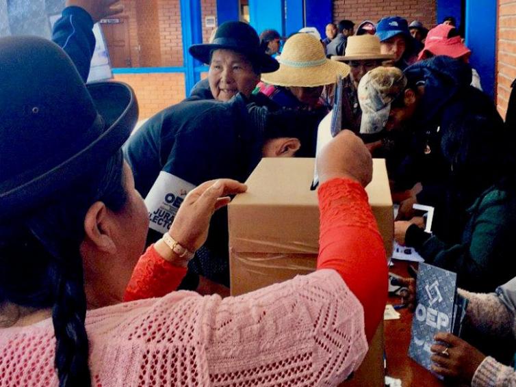 La Bolivie sur le chemin du Venezuela ? (Florence Poznanski / Mémoire des Luttes)