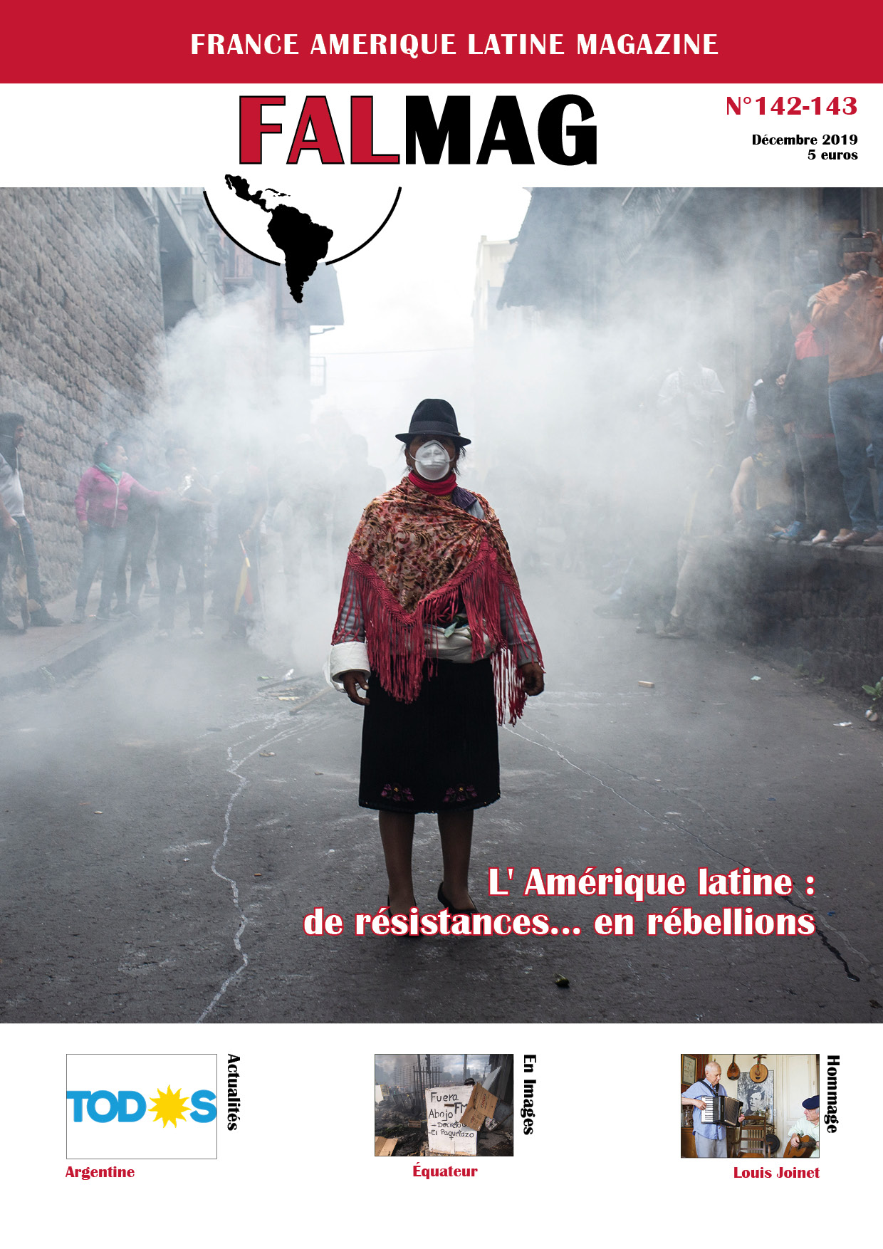 L'Amérique latine : de résistences... en rébellions