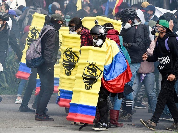 Après l'explosion sociale du 21 novembre, la Colombie n'est plus le même pays (Daniel Libreros Caicedo / À l'encontre)