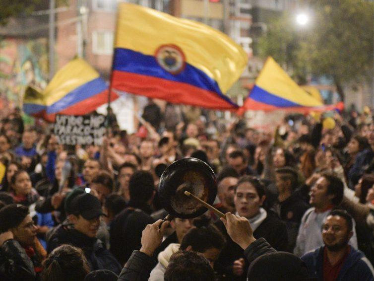 Mobilisations sociales en Colombie : le processus de paix au cœur des attentes (Julie Massal / Instituto Francés de Estudios Andinos – Bogotá)