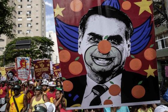 Émergence de l'extrême droite et menaces à la démocratie au Brésil (dossier/Ritimo)