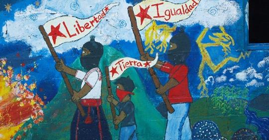 Lettre à Cléone, depuis le Chiapas (Jérôme Baschet / Cerveaux non disponibles)