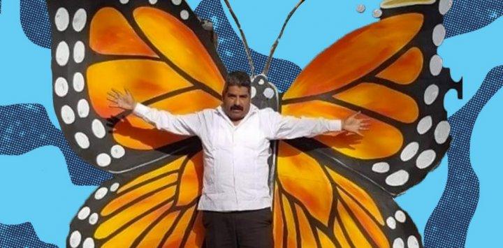 Le protecteur des papillons Monarque assassiné au Mexique (articles et vidéo)