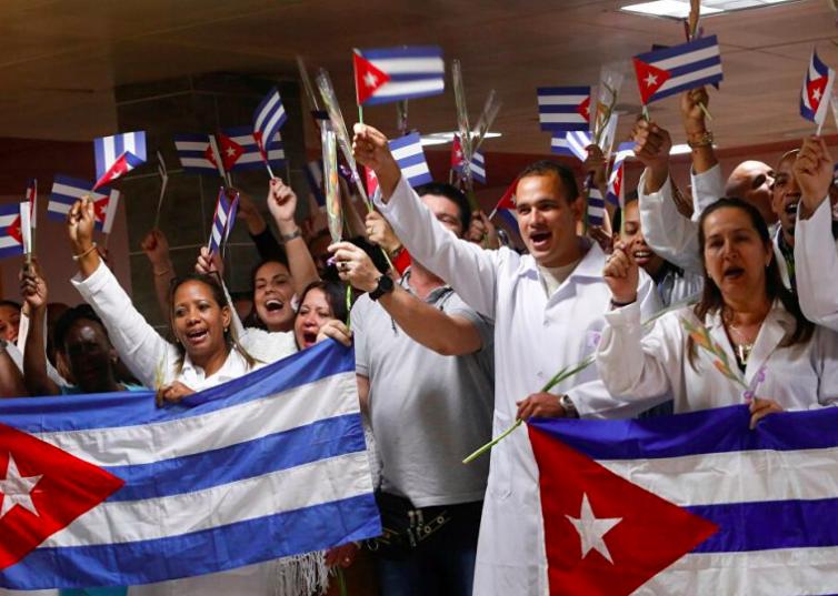 Ombres et lumières du système médical cubain (Chloé Maurel / The Conversation)
