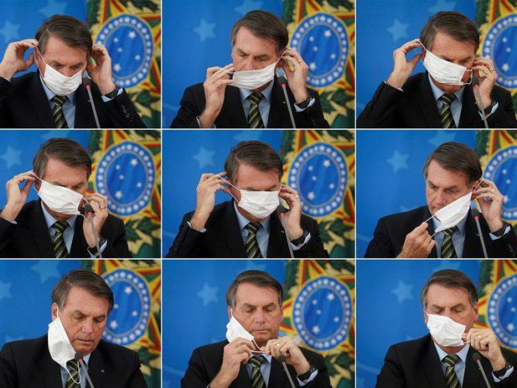 Au Brésil, une vidéo de Bolsonaro enchaîne les dérapages (AFP / Huffington Post / Analyse de Autres Brésils)