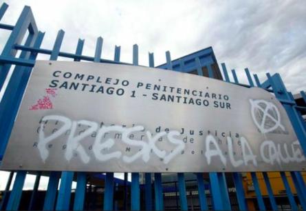 Chili : 2500 jeunes emprisonnés craignent pour leur vie (Carlos Schmerkin/ Mediapart)