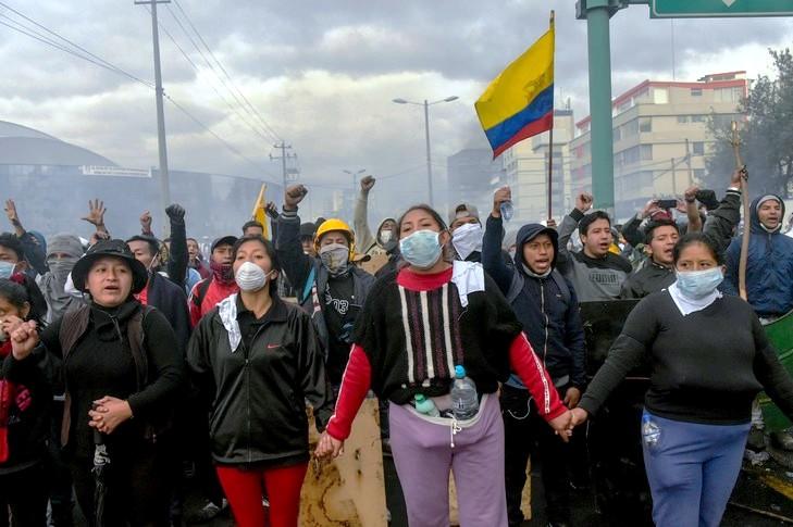 Équateur : Crise sanitaire et approfondissement du néolibéralisme autoritaire (vidéo de la visioconférence du 2 juin 2020)