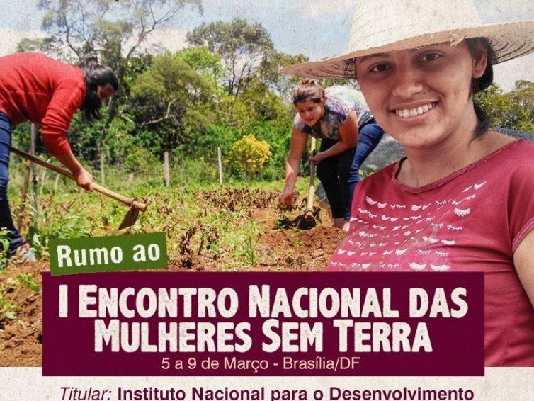 La grande conspiration des Femmes du Mouvement des Sans Terre du Brésil, Brasilia, 5-9 mars (récit par Monique Piot Murga)