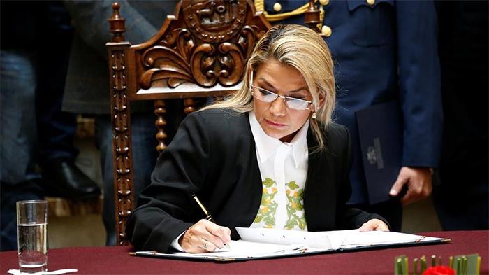 Bolivie. Corruption, censure et répression consacrent le «gouvernement autoproclamé» de Jeanine Áñez (Leonardo Wexell Severo/ À l'encontre)