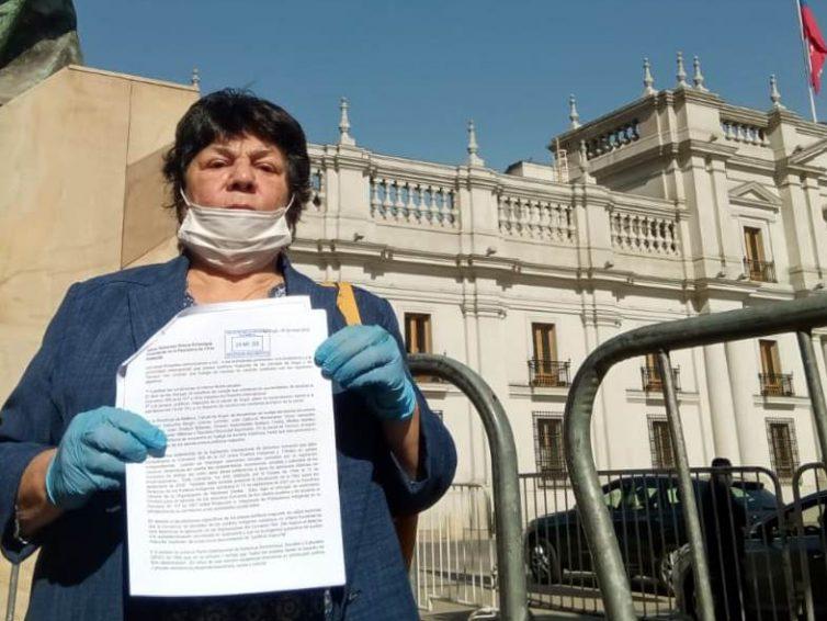 Appel à manifester en faveur de la libération des prisonnières et prisonniers politiques au Chili