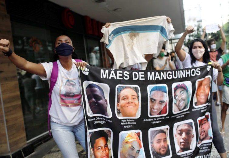 Pourquoi la police brésilienne tue six fois plus qu'aux États-Unis? (Larroque / Les ateliers du CFJ)