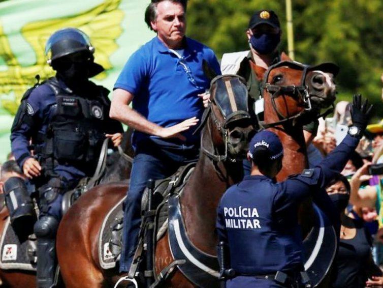 Brésil : « L'Europe peut agir en imposant de sévères sanctions diplomatiques et commerciales » (Tribune publiée dans le journal Le Monde / interview de Maud Chirio sur RTS)