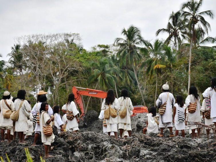 Colombie. Dans la Sierra Nevada, des assassinats ciblés d'indigènes pour défendre des projets touristiques (Nubia Rodriguez / Le vent se lève)