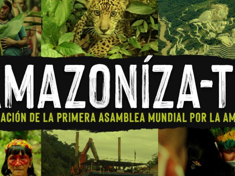 Première Assemblée Mondiale pour l'Amazonie: documents et vidéos