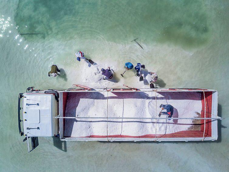En Bolivie, la filière lithium à l'encan (Maëlle Mariette/ Le Monde Diplomatique)