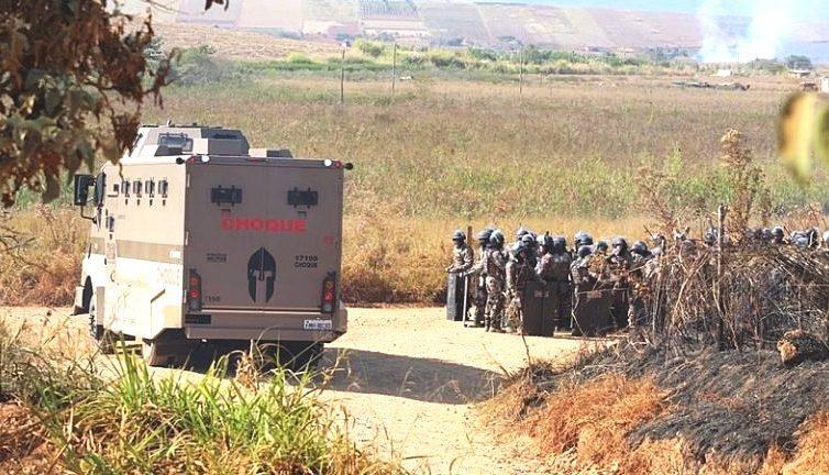 Au Brésil, la police militaire incendie et expulse le Quilombo Campo Grande en pleine épidémie (Autres Brésils) / Communiqué du MST