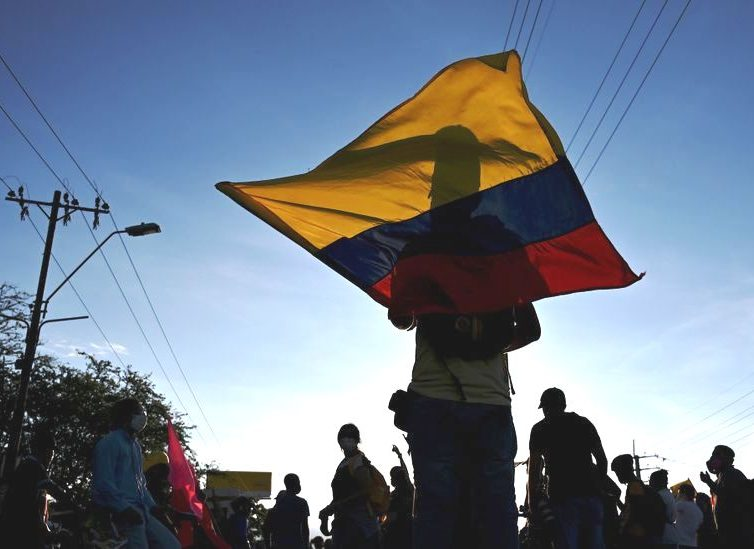 En Colombie, le retour de la violence? (entretien avec la sociologue Olga González / Julie Gacon – France Culture)