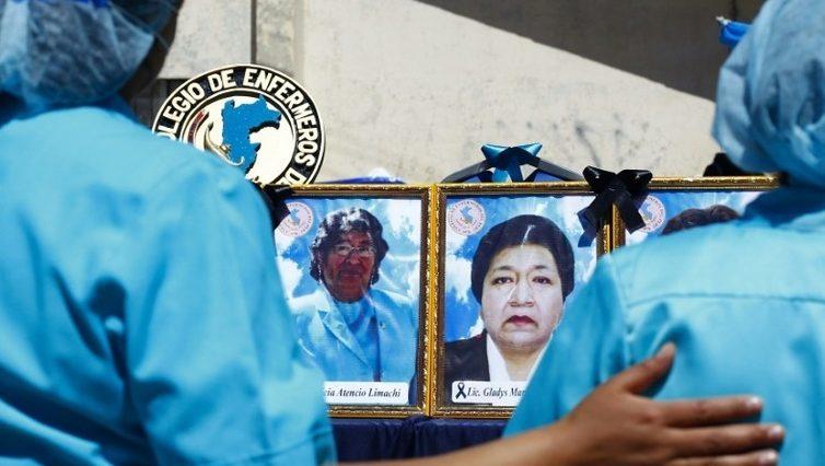 Le Pérou, le pays à la plus forte mortalité due au coronavirus (AFP)