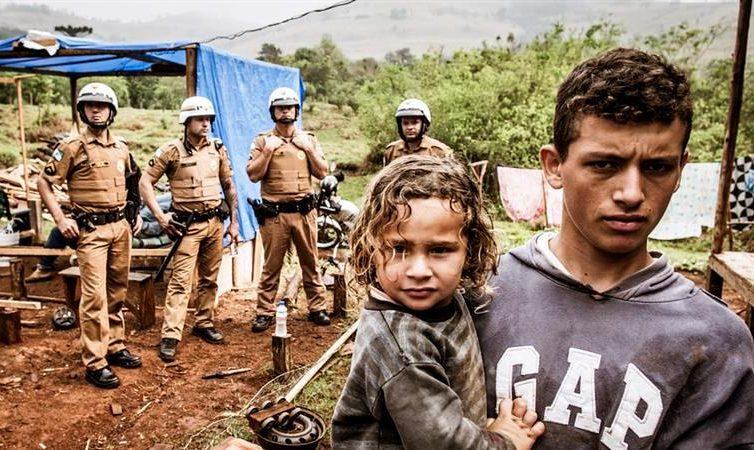 Reconstruire l'école du campement Quilombo Campo Grande (Amis des Sans Terre du Brésil)