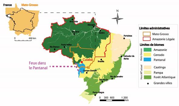 Brésil. Cuiabá : après la Covid, les fumées… (Marion Daugeard / Institut des Amériques)