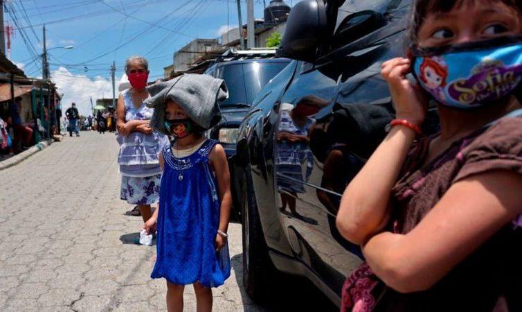 Le pays où 14 fillettes tombent enceintes chaque jour (Arturo Wallace/ BBC News)