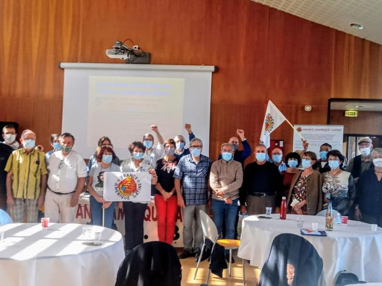 Assemblée Générale de France Amérique Latine (Martigues / 2 au 4 octobre 2020)
