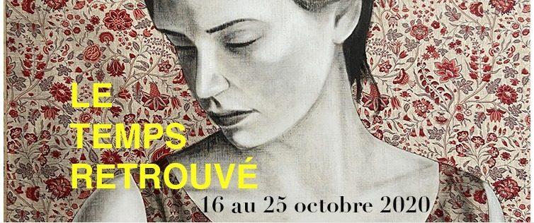 """Exposition """"Le temps retrouvé"""" (16-25 octobre 2020)"""
