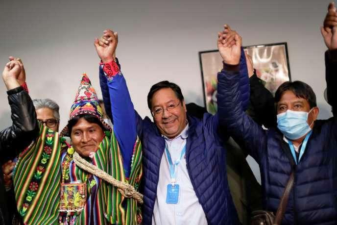 Bolivie: victoire de Luis Arce (analyses)