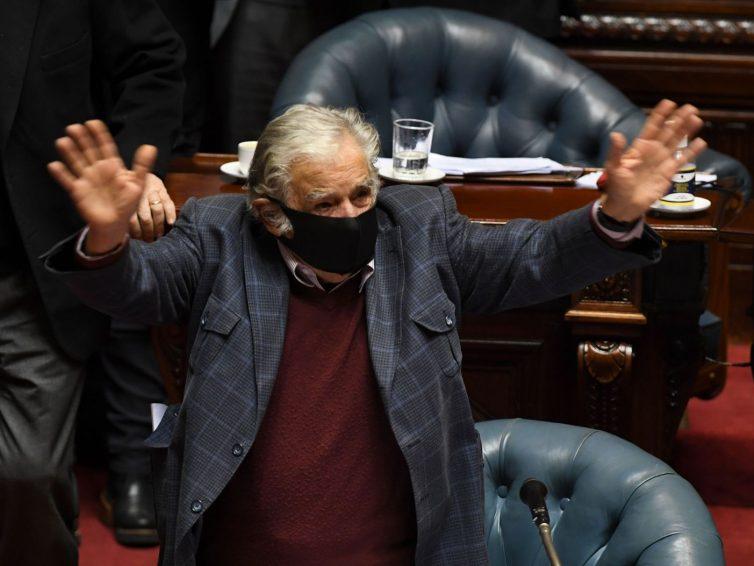 """Uruguay: l'ex-président """"Pepe"""" Mujica se retire de la vie politique (L'Union)"""