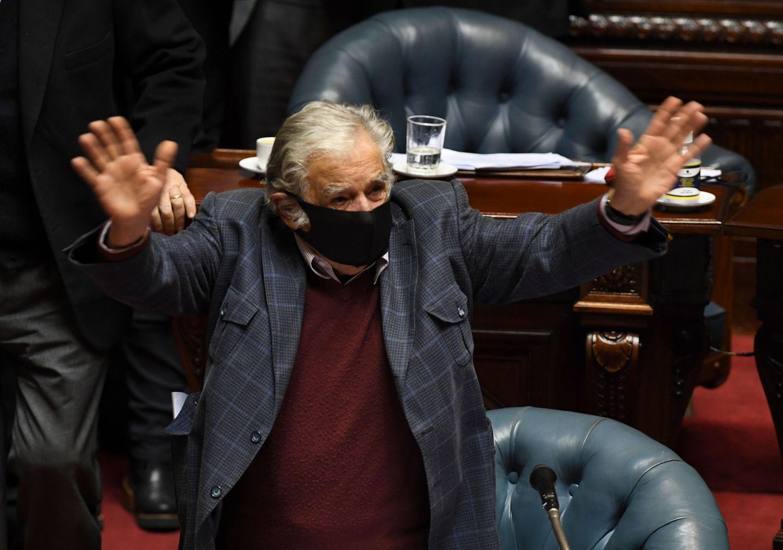 """Uruguay: l'ex-président """"Pepe"""" Mujica se retire de la vie politique  (L'Union) - FRANCE AMERIQUE LATINE"""