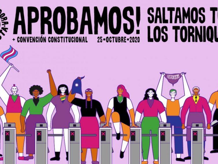 Où va le Chili? Résistances populaires et perspectives démocratiques. [Visioconférence]