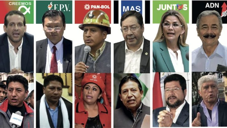 Le 18 octobre les Boliviens appelés aux urnes sur fond de crise politique (Claire Durieux / Espaces Latinos)