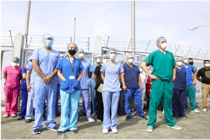 La pandémie de Covid-19 au Guatemala : faiblesse de l'État et réponses citoyennes (Garance Robert / Institut des Amériques)