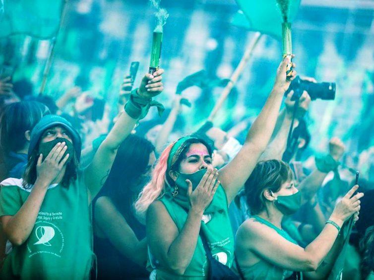 Avortement en Argentine : «Cette fois-ci sera la bonne» (Mathilde Guillaume / Libération)