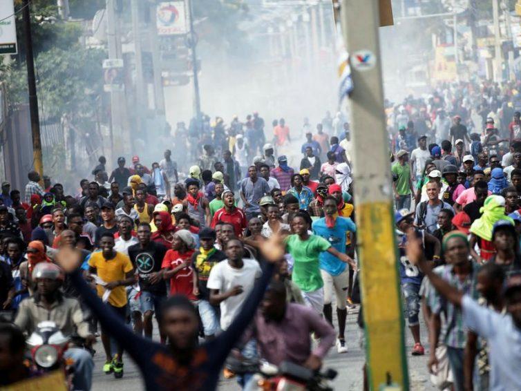 Haïti : le pouvoir entre massacres et impunité (Frédéric Thomas / Cetri / Libération)
