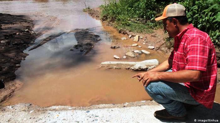 México: ríos muertos con tal de atraer inversión (reportaje Deustche Welle / artículo en español)
