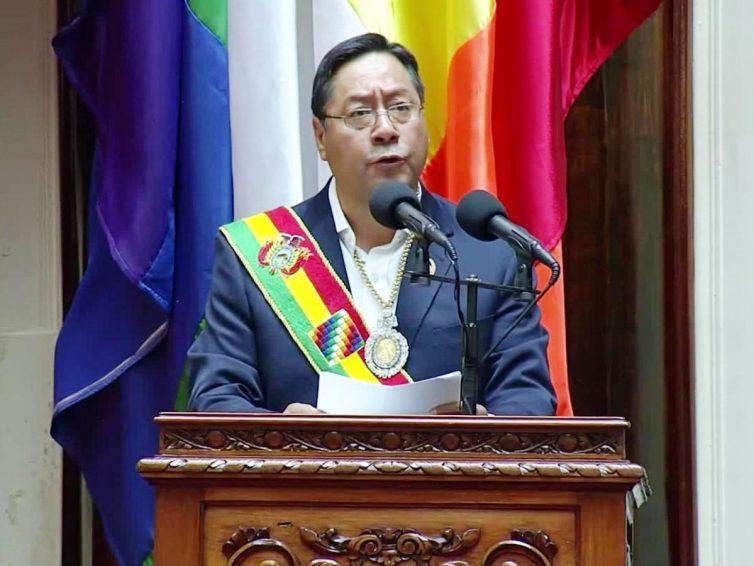 Investiture de Luis Arce comme président de Bolivie: revue de presse
