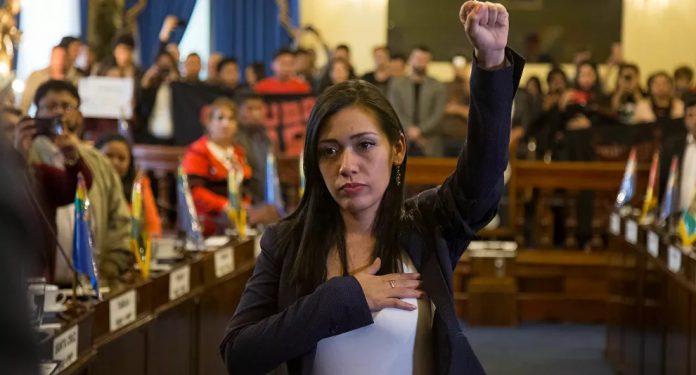 La victoire du Mas en Bolivie témoigne de la volonté des peuples de construire un avenir souverain (interview de Adriana Salvatierra / Le Vent se Lève)