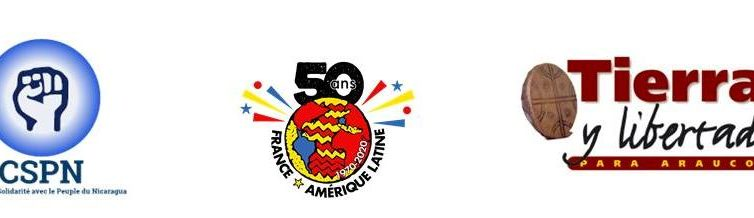 Lois liberticides au Nicaragua: communiqué commun du CSPN, France Amérique Latine et Tierra y libertad para Arauco