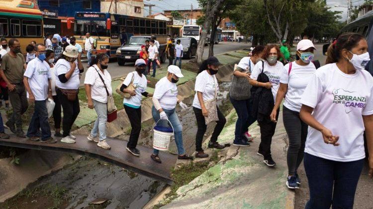 Scrutin au Venezuela: un test pour Juan Guaidó (entretien avec Christophe Ventura / Marine Henriot –  Vatican-news)